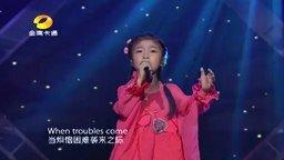 Смотреть Маленькая азиатка с сильным голосом