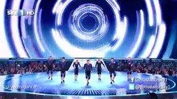 Ирландский танец на современный лад смотреть видео - 1:44