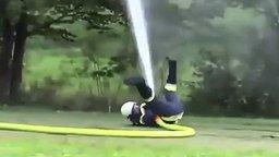 Зачем становиться пожарным смотреть видео прикол - 0:44