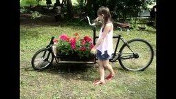 Смотреть Удивительные ретро велосипеды
