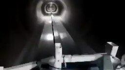 Смотреть Головокружительное видео из тоннеля