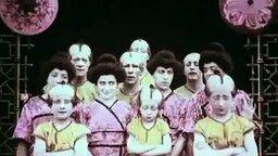 Японские акробаты-шутники смотреть видео - 2:40