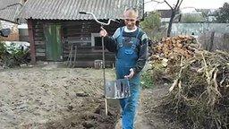 Смотреть Очень эффективная лопата