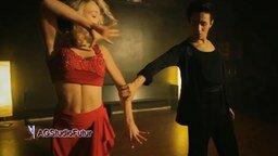 Смотреть Страстное танго фламенко