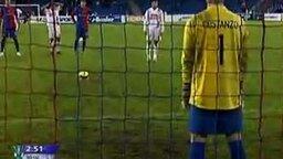 Такое в футболе бывает крайне редко смотреть видео - 1:24