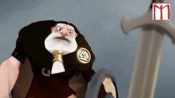 Смотреть Как викинг попал в рай