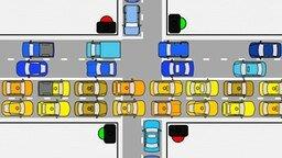 Смотреть Как избежать автомобильных пробок