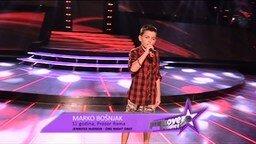 Смотреть Хорватский голосистый талант