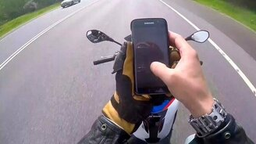 Смотреть Как управлять мотоциклом