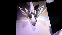 Объёмные фигуры из бумаги смотреть видео - 1:02