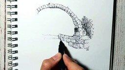 Смотреть Рисование точками