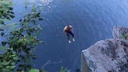 Самые провальные прыжки в воду