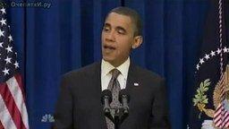 Жёсткий Обама смотреть видео прикол - 0:14