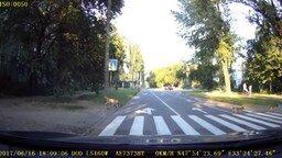 Самые осторожные и правильные пешеходы смотреть видео прикол - 0:20