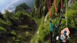 Смотреть Путешествие на парашюте