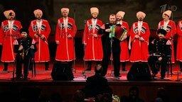 """Кубанский хор - """"Когда мы были на войне"""" смотреть видео - 3:03"""