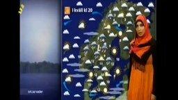 Смотреть Прогноз погоды в Швеции и в Ираке