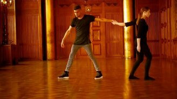 Когда хип-хоп встречается из балетом