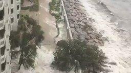 Смотреть Сильнейший тайфун