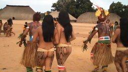 Смотреть Прикольный ритуальный танец