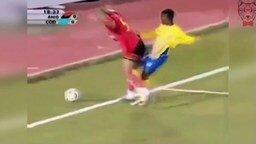 Смотреть Футболист без совести