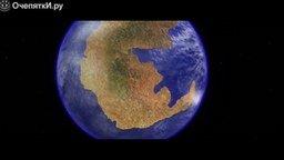 Смотреть Животные-гиганты, жившие 500 000 000 лет назад
