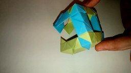 Смотреть Делаем модульный куб