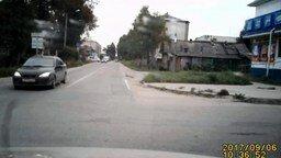 Смотреть Когда пешеход начеку