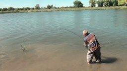 Смотреть Удачно крупный улов