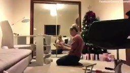 Смотреть Как мама проводит день с сыном