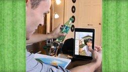 Смотреть Новые творения гения видеомонтажа