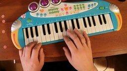 Смотреть На что способно детское пианино