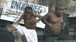 Африканские танцы смотреть видео прикол - 0:11