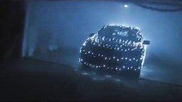 Авто в огнях смотреть видео - 3:39