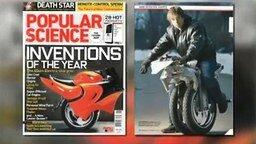 Смотреть Мотоцикл будущего