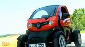 Удивительные городские электромобили смотреть видео прикол - 11:46