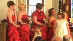 Приколы с детьми на свадьбе смотреть видео прикол - 10:17