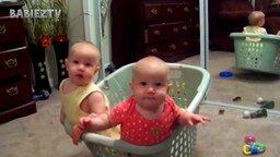 Приколы с двойняшками смотреть видео прикол - 10:20