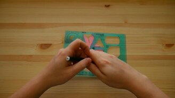 Как сделать зайца из бумаги смотреть видео прикол - 1:29