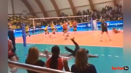 Обескураживающие мгновенья в спорте смотреть видео прикол - 10:04