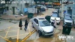 Неловкие и неумелые водители смотреть видео прикол - 10:27