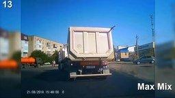 Колёса взрываются на ходу смотреть видео прикол - 5:38
