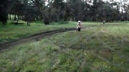 Смотреть Кувырок в грязь