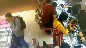 Как воруют женские сумки