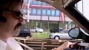 Самодельное Porsche из велосипеда смотреть видео прикол - 3:31