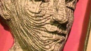 Скульптура в книге смотреть видео прикол - 0:33