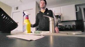 Набиваем ритм на кухне смотреть видео прикол - 0:36