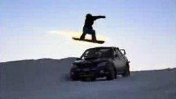 Смотреть Субару и сноуборд