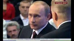 Смотреть Культура речи с Путиным