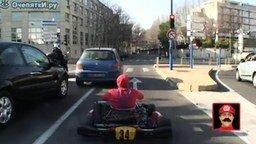 Смотреть Марио в городе